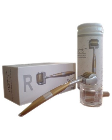 DERMA ROLLER ZGTS 540 tytanowych igiełek Do wyboru 0,5mm, 0,75mm, 1,00mm, 1,5mm lub 2,00mm.100% Sterylności!!!