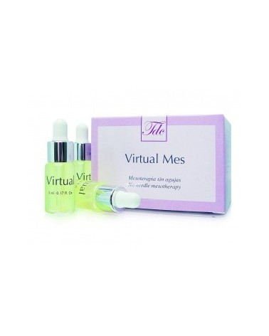 Tegoder Cosmetics Liftingująca Ampułka do Mezoterapii VIRTUAL MES 5ml.