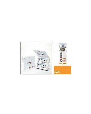 Genosys SWS 1x 2ml Skin Whitening Solution
