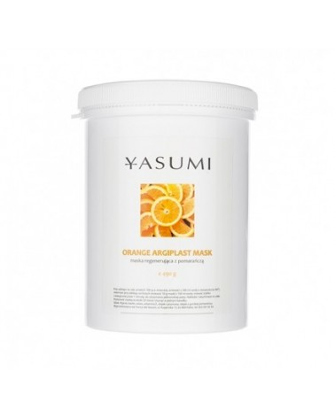 Yasumi ORANGE ARGIPLAST MASK 490G