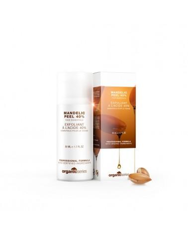 Beauty&SpaExpert Organic Series MANDELIC PEEL 40% 50ml KWAS MIGDAŁOWY