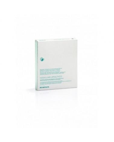 De Noyles NODULAR LIPOLITICO 12 x 10 ml - Ampułki wyszczuplające, antycellulitowe