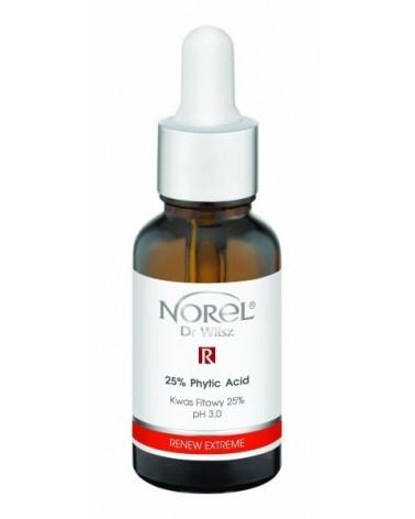 Norel RENEW EXTREME - Kwas Fitowy 25% pH 3,0 30ml Nie wymaga neutralizatora