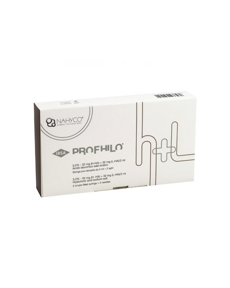 IBSA PROFHILO - Stabilizowane Kompleksy Hybrydowe 2ml. Utranowoczesny instrument do odmładzania skóry.