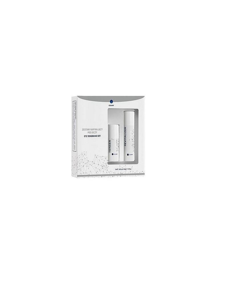 Colway TENSER 15ml + REVITALIZER 30ml Zestaw Napinający pod Oczy