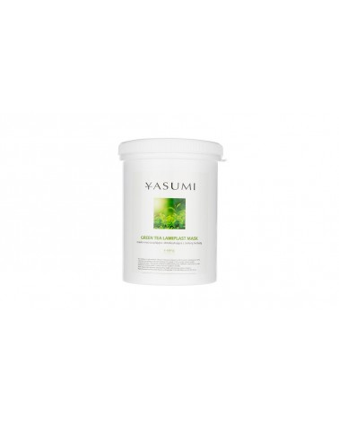 Yasumi GREEN TEA Lamiplast Mask 490 g