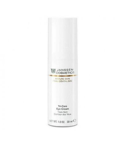 Janssen Tri-Care Eye Cream Mature Skin 30ml
