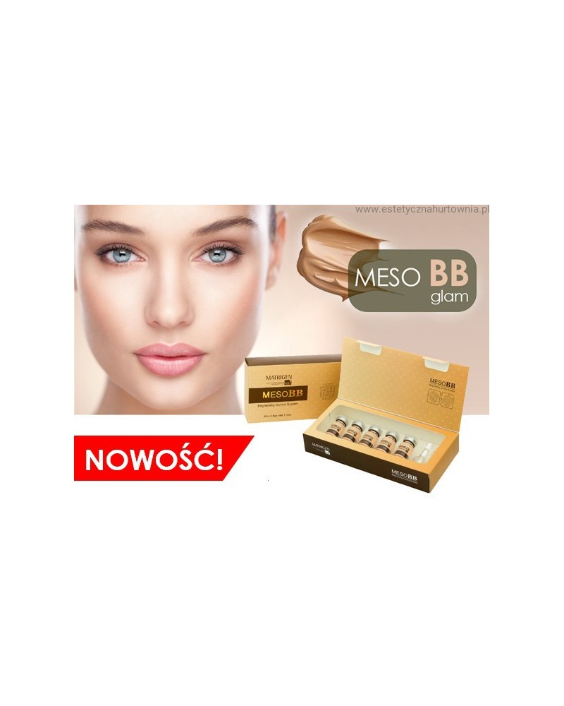 Matrigen MESO BB GLAM - SERUM z PIGMENTEM 1 x 10ml