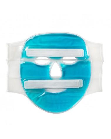 Maska Uspokajająco-Chłodząca na Twarz. Żelowa. 1 sztuka Wielorazowego użytku