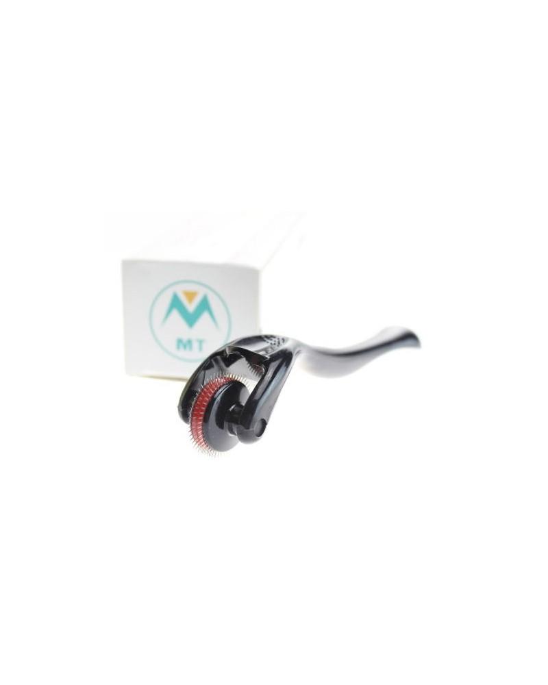 MT Derma Roller - 3 liniowy 180 igieł, 0,5mm lub 1,00mm do mezoterapii skóry głowy