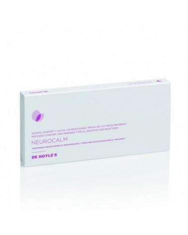 De Noyle's NEUROCALM AMPOULE - Ampułka dla Cer Wrażliwych, Wyciszające 1x2ml