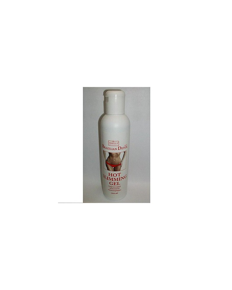 Osmotica BRAZILIAN HOT SLIMMING GEL  200ml