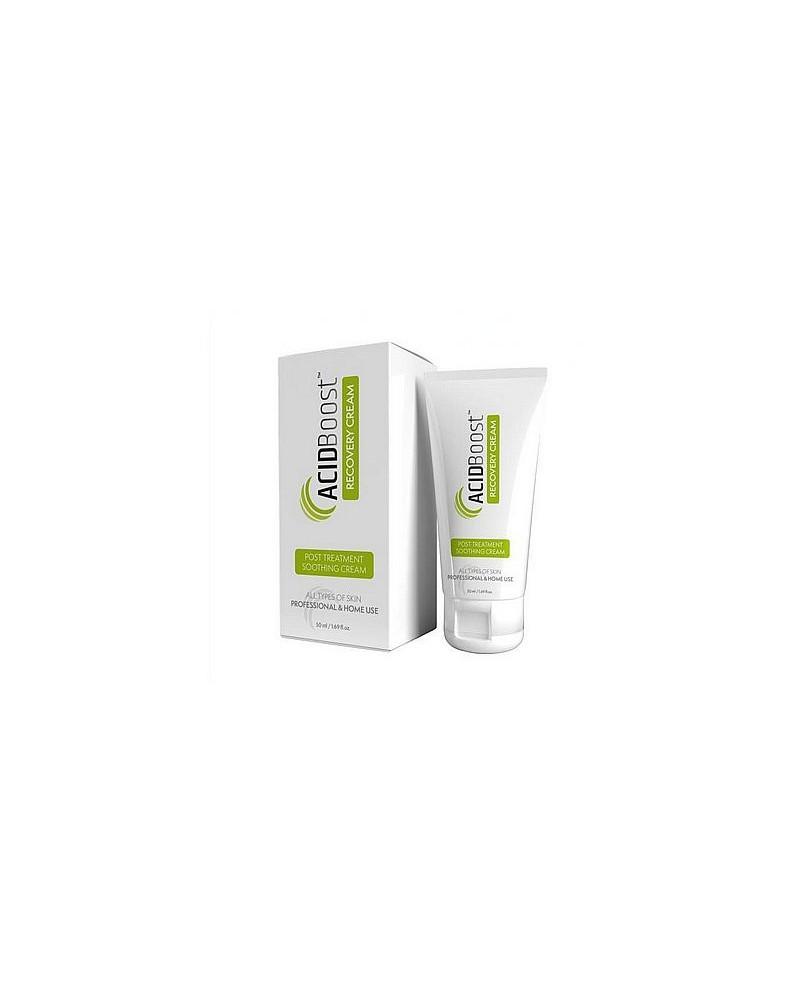 Empire Pharma ACIDBoost RECOVERY Cream 50ml - łagodzący krem po  zabiegach  kosmetycznych