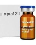 Mesoestetic PHOTOAGING  Solution 1x 5ml Koktajl rewitalizujący  c.prof 211 Produkt profesjonalny!