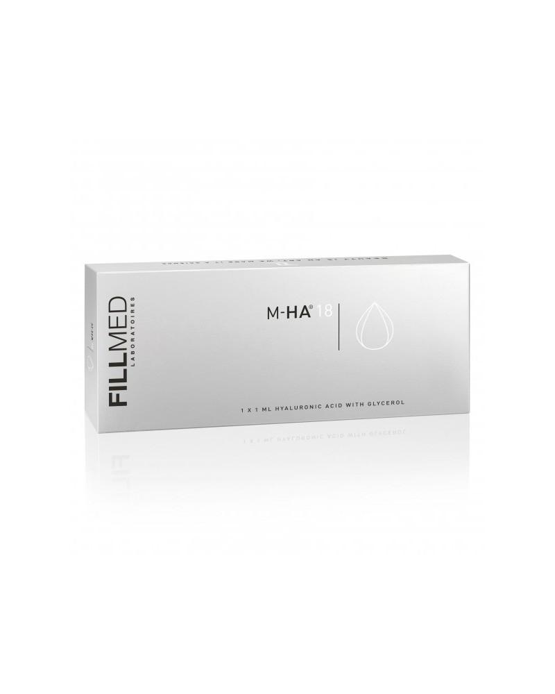 Filorga MHA-18 Wypełniacz na bazie KWASU HIALURONOWEGO  1x1 ml Zwiększa napięcie skóry