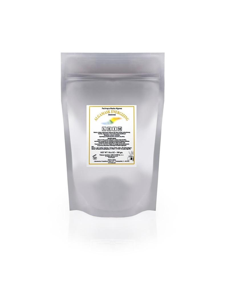 Leim ALGA ENERGIZING Maska Algowa peel off (beżowa) do skóry suchej i odwodnionej 300g/900ml