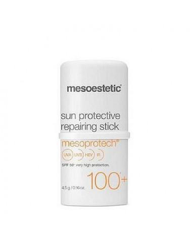 MesoEstetic Sztyft Mesoprotech Sun Protective REPARING STICK 100+ przeciwsłoneczny SPF50+  4,5g