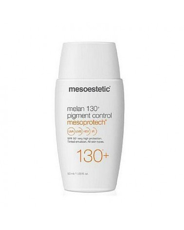 Mesoestetic Fluid koloryzujacy Mesoprotech MELAN 130+ Pigment Control SPF50+  50ml