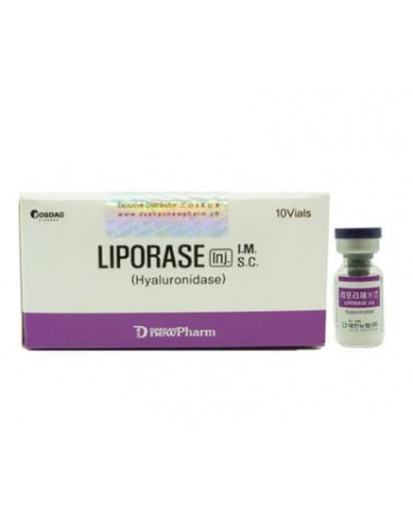 Hialuronidaza - Liporase (1500 IU)