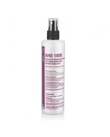 AHD 1000 Dezynfekcja rąk i skóry - 250ml atomizer