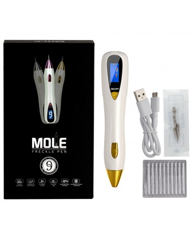 Laser PLAZMA Pen MOLE – bezpieczny i skuteczny profesjonalny aparat do elektrokoagulacji