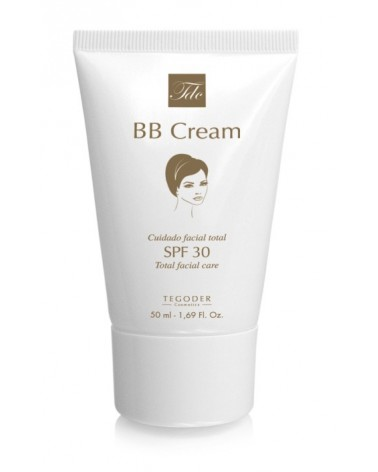 Tegoder BB CREAM 50ml Krem BB wyrównujący koloryt skóry z filtrem UV30