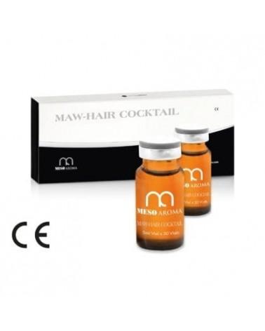 Meso Aroma HAIR COCKTAIL fiolka 1x5ml Koktajl do skóry głowyProdukt medyczny