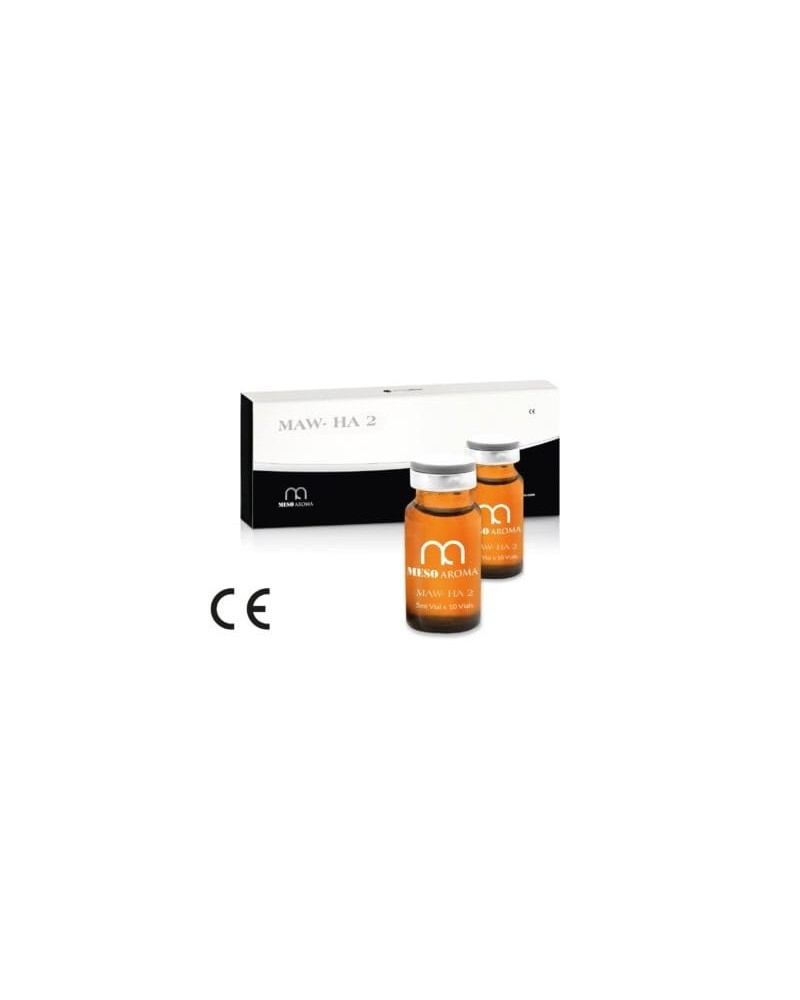 Meso Aroma HA 2 Kwas Hialuronowy 2% fiolka 5ml. Produkt medyczny