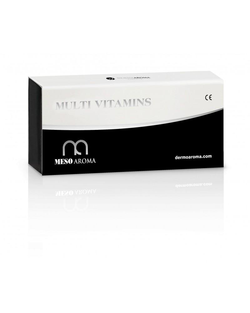 Meso Aroma MULTIVITAMINS 1x5ml Produkt medyczny
