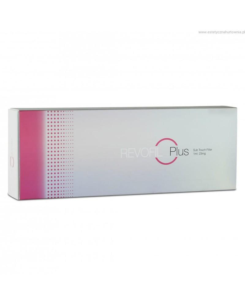 Caregen REVOFIL PLUS 1ml Wypełniacz HA z Peptydowym Kompleksem Biomimetycznym