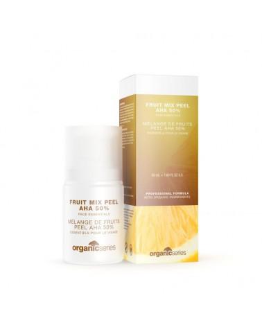 Beauty&SpaExpert Organic Series KWASY OWOCOWE MIX AHA 50% 50ml