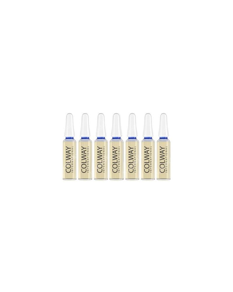 Colway DNA Intensive Anti-Wrinkles Concentrate 7 x 2ml Koncentrat przeciwzmarszczkowy peptydy i kwasy DNA i RNA