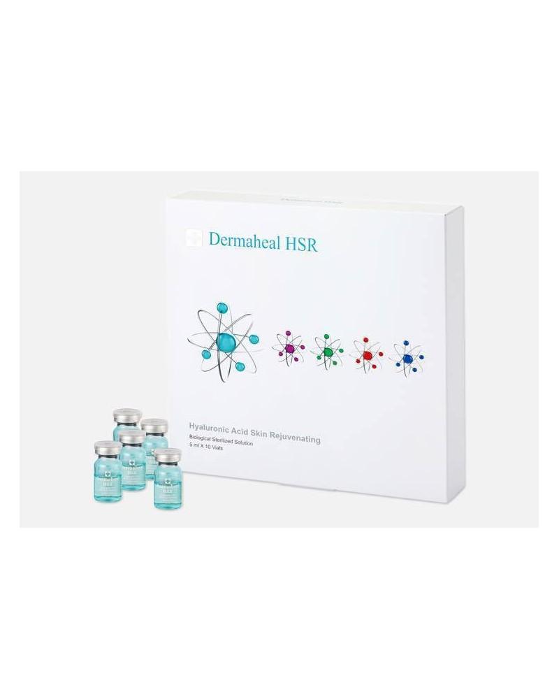 Dermaheal HSR 1x5 ml. 58 aktywnych składników (50mg HA)