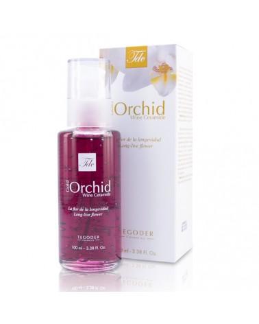 Tegoder GOLD ORCHID WINE CERAMIDES 100ml Serum ceramidowe do bardzo suchej skóry do ciała i twarzy