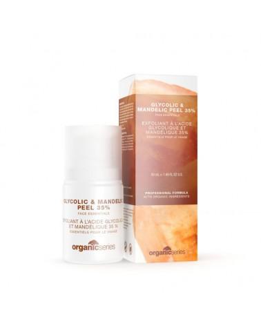 Beauty&Spa Expert Organic Series Kwas Glikolowo-Migdałowy 35% 50ml