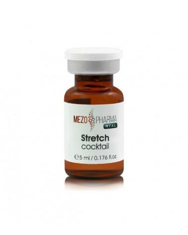 MezoPharma HYAL STRETCH Cocktail 1x 5ml Do mezoterapii skóry wiotkiej, z bliznami i rozstępami