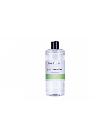 Yasumi Cavi Clean Solution for Sensitive Skin 500ml Płyn do peelingu kawitacyjnego do cery wrażliwej