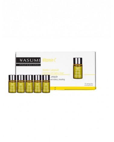 Yasumi VITAMIN C 1x3ml. Ampułka z Witaminą C - redukuje zmarszczki i rozjaśnia