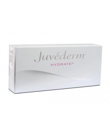 Juvederm HYDRATE 1x1ml Nieusieciowany kwas hialuronowy - 13%  Skinbooster
