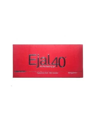 EJAL 40 1x2ml Kwas hialuronowy 40mg/2ml - 4-punktowa technika podawania Do głębokiej rewitalizacji skóry dojrzałej