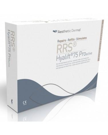 RRS Hyalift 75 Proactive  fiolka 1x5 ml Medyczny koktajl antiaging do biorewitalizacji