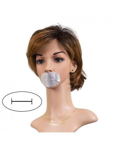 Kształtka z folii na usta do okluzji - 10 sztuk