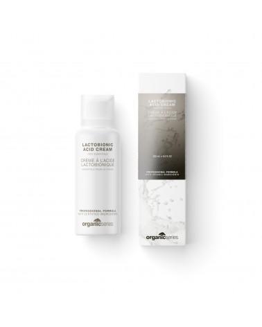 Beauty&SpaExpert  Organic Series Krem z kwasem laktobionowym 200ml Wersja profesjonalna