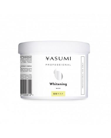 Yasumi WHITENING MASK 190g Rozjaśniająca maska algowa z witaminą C oraz kompleksem rozświetlającym