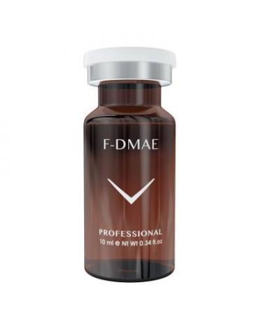 Fusion Mesotherapy F-DMAE fiolka  5x10ml Koktajl ujędrniający z naturalnym czynnikiem liftingującym DMAE Całe opakowanie