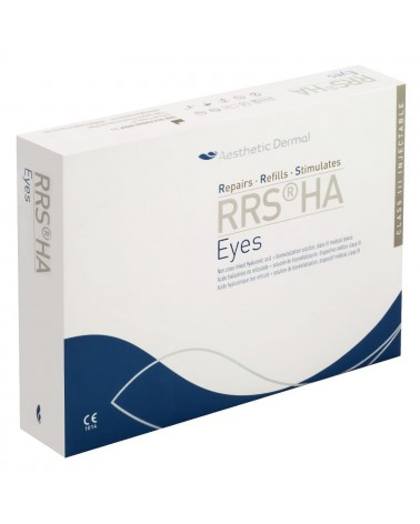 RRS HA Eyes  1x1,5ml preparat medyczny do mezoterapii okolic oczu