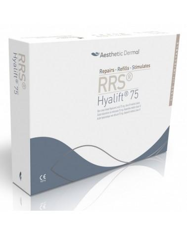 RRS Hyalift 75 fiolka 1x5 ml Medyczny koktajl antiaging do biorewitalizacji