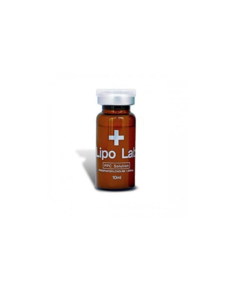 IT Pharma LIPO LAB+ 10x10ml  Do lipolizy  oraz modelowania sylwetki. Całe opakowanie