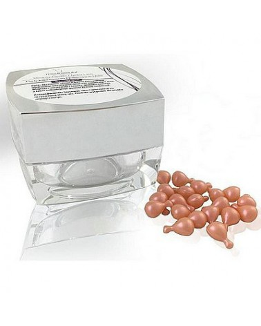 Medbeauty Perły Beauty Pearls HYDRA LIPS Kapsułki intensywnie nawilżające usta  20 sztuk