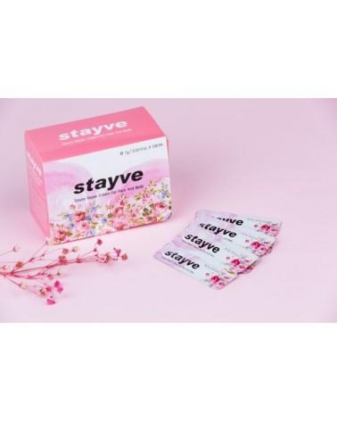 STAYVE Repair Cream 100 saszetek x1g Idealny po zabiegach mezoterapii igłowej i mikroigłowej. Całe opakowanie
